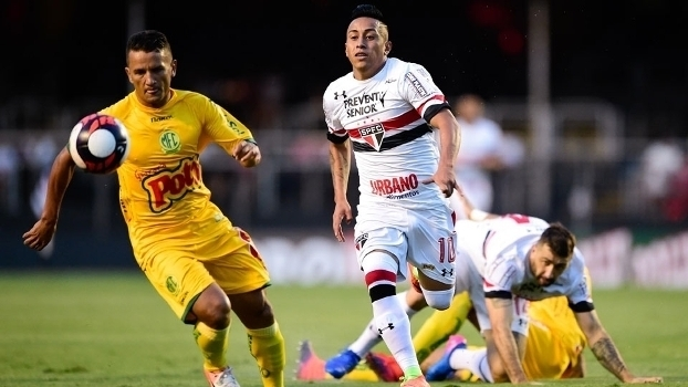 Assista aos gols do empate entre São Paulo e Mirassol em 2 a 2!