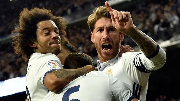 LaLiga: Gols de Real Madrid 2 x 1 Bétis