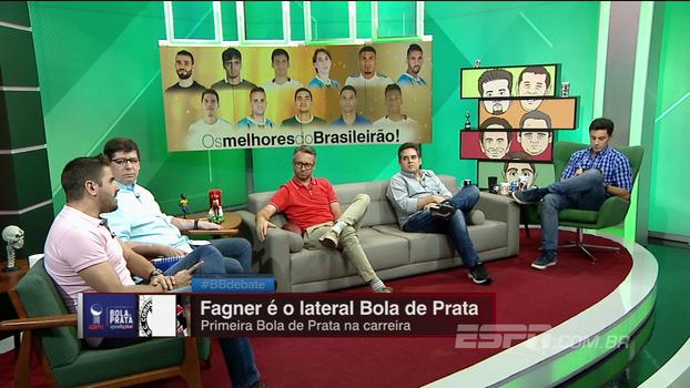 Comentaristas discutem criação e escassez de bons laterais no futebol brasileiro