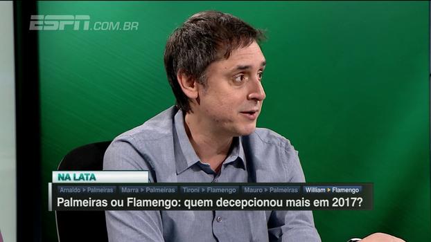 Tironi: 'O grupo que comanda o Fla não conseguiu traduzir em vitórias importantes tudo o que fez fora de campo'