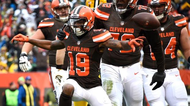 Paulo Antunes e Antony Curti analisam reconstrução do Cleveland Browns: 'Se acertar nas escolhas, pode mudar'