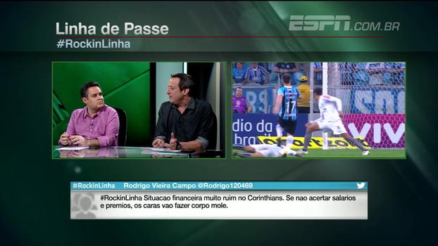 Gian Oddi: 'Não acho absurda a convocação do Diego'