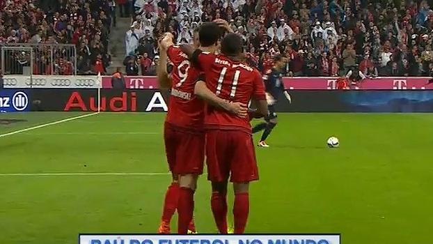 Baú do Alemão: Lewandowski marcou 5 gols em 9 minutos contra o Wolfsburg