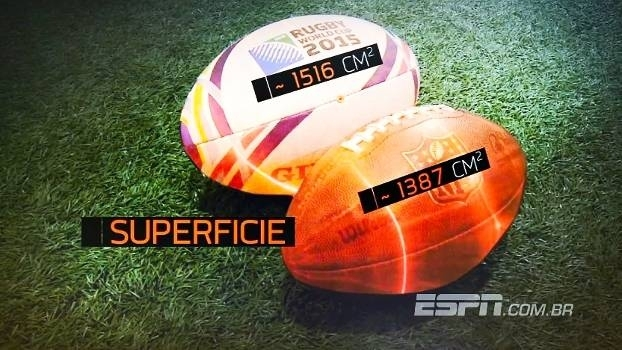 Quais as diferenças entre rugby e futebol americano? 'Sport Science' analisa