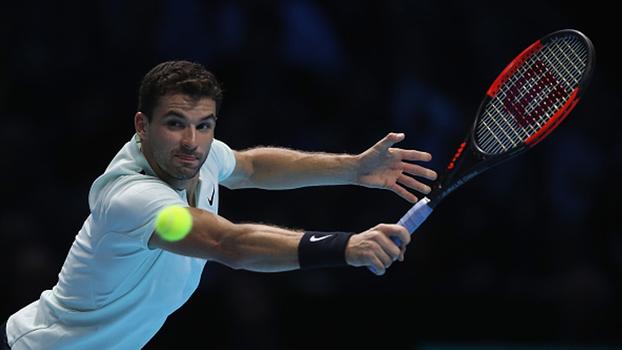 Dimitrov junta-se a Goffin na final das ATP Finals