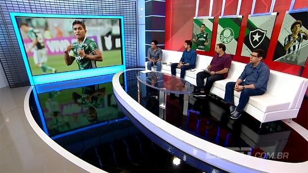 Quem é o melhor jogador do Palmeiras na reta final do Brasileiro? 'Bate Bola Debate' analisa