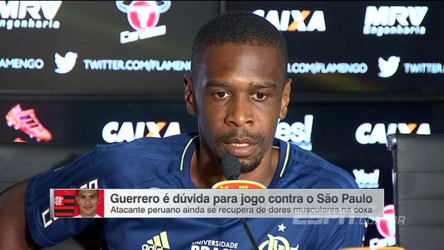 Para Juan, partidas do Brasileiro tem o mesmo perfil: 'Nessa reta final, são jogos bem fechados'