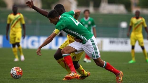 Mali abre 2 a 0, leva a virada, mas busca o empate contra o México no Torneio de Toulon