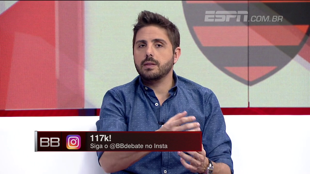 Nicola traz informações da negociação entre Flamengo e Rueda