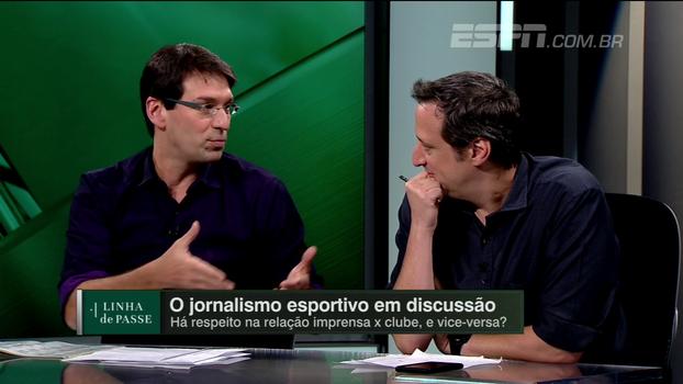 Real Madrid x ESPN e Neto x São Paulo: Arnaldo analisa relação entre imprensa e clube