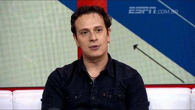 Cornetada em Danilo e previsão que deu errado: Fabiano Cambota relembra quando jogou no sub-20 do Goiás