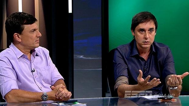 Para Tironi, jogadores do Palmeiras poderiam ter avisado sobre erro de juiz: 'O fato seria maior que o clássico'