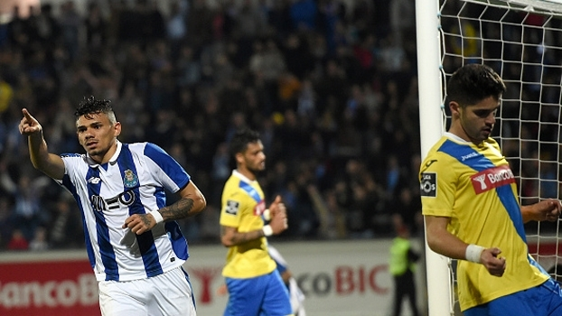 Português: Gols de Arouca 0 x 4 Porto