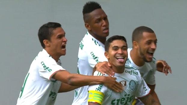 Comemorando data especial, Dudu assume protagonismo no Palmeiras e projeta futuro