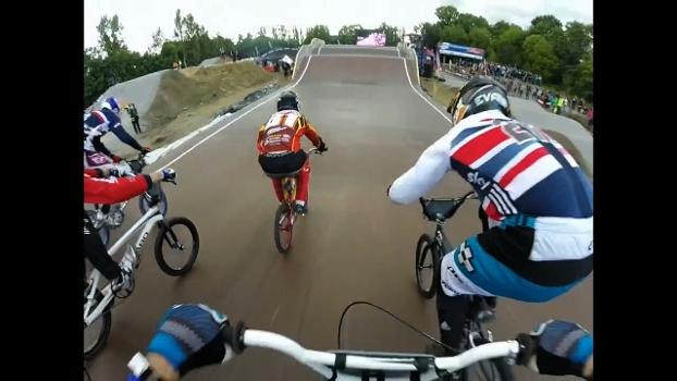 Renato Rezende brilha e é 5º em etapa da Copa do Mundo de BMX. Assista! | Bike é Legal