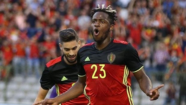 Assista aos gols da vitória da Bélgica sobre a República Tcheca por 2 a 1