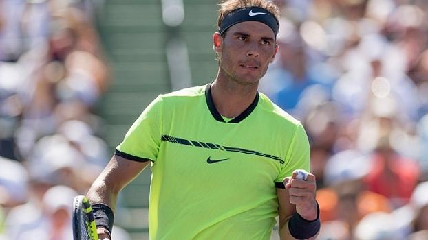 Masters 1000 de Miami: Lances de Rafael Nadal 2 x 0 Nicolas Mahut