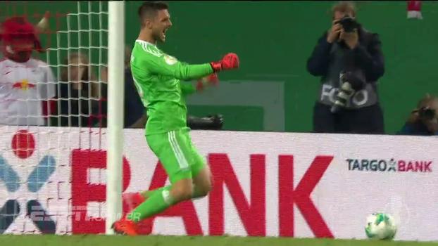 Assista à vitória do Bayern sobre o Leipzig nos pênaltis, pela Copa da Alemanha