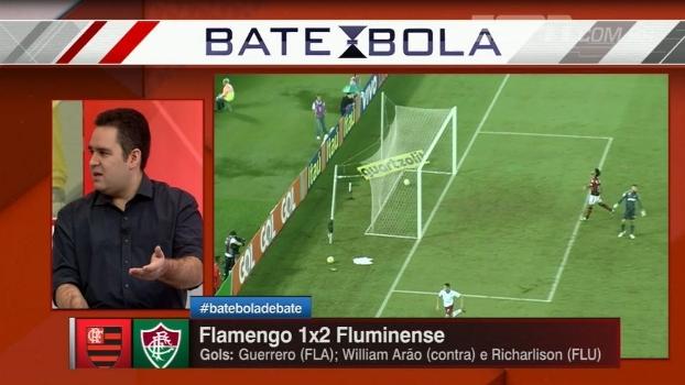Leo Bertozzi: 'Rafael Vaz é no máximo reserva na zaga do Flamengo'
