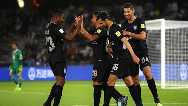 Assista aos melhores momentos da goleada do Pachuca sobre o Al-Jazira na disputa pelo 3º lugar do Mundial