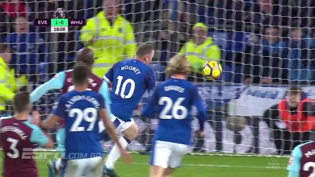 Assista aos gols da vitória do Everton sobre o West Ham por 4 a 0!