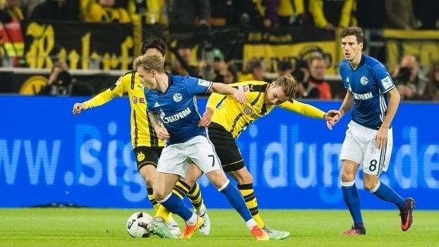 Bundesliga: Melhores momentos de Borussia Dortmund 0 x 0 Schalke