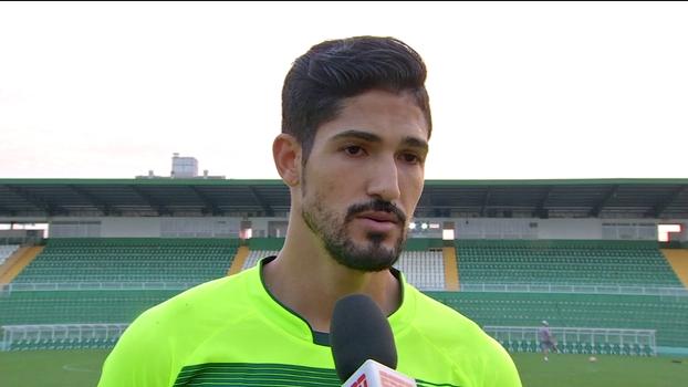 Túlio de Melo confia em interino Emerson Cris; Luiz Antônio pede Chape 'encaixada' contra Fla