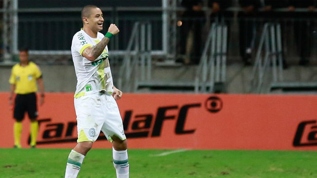 Brasileiro: Gol de Bahia 0 x 1 Chapecoense