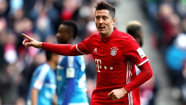 Assista aos gols do massacre do Bayern de Munique sobre o Hamburgo por 8 a 0