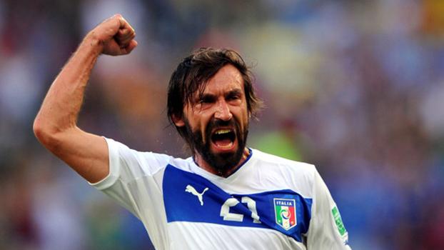Uma homenagem ao maestro italiano: veja como Andrea Pirlo (que homem!) vai fazer falta ao futebol