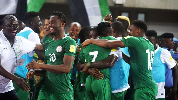 Veja o gol da vitória da Nigéria sobre Zâmbia por 1 a 0 pelas Eliminatórias Europeias
