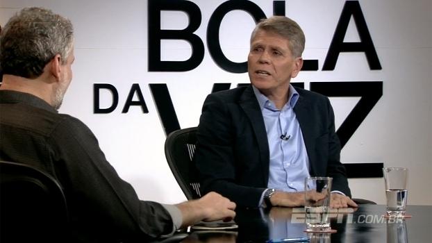 Autuori diz que Brasil já pagou salários 'impensáveis' e revela que se impôs remuneração fixa e menor