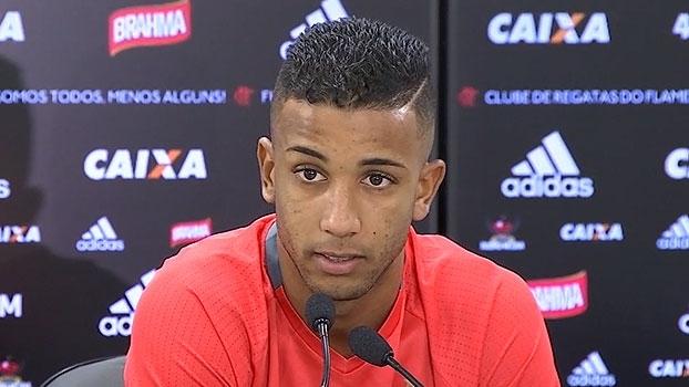 Jorge vê derrota 'não merecida' no clássico e aposta contra o Inter: 'Vamos para cima deles'