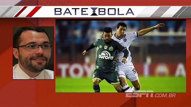 Advogado da Chapecoense espera resultado favorável no caso Luiz Otávio: 'Clube foi induzido ao erro'
