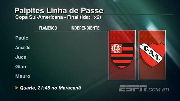 Grêmio no Mundial e grande final do Flamengo: veja os palpites do 'Linha de Passe'