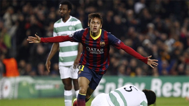 Barcelona x Celtic - Liga dos Campeões 2016-2017