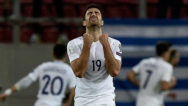 Assista aos gols da vitória da Grécia sobre Gibraltar por 4 a 0!
