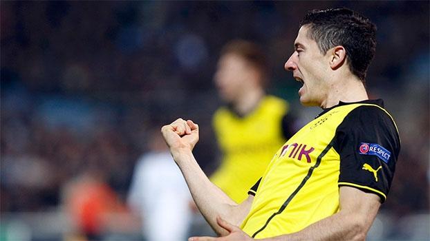 Champions League: Gols de Olympique de Marselha 1 x 2 Borussia Dortmund