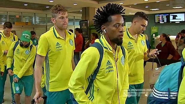 Confiante na Copa do Brasil, Palmeiras volta atenções para o Brasileiro