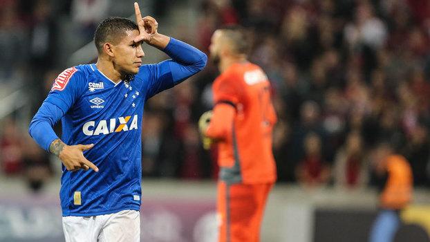 Brasileiro: Gols de Atlético-PR 0 x 2 Cruzeiro