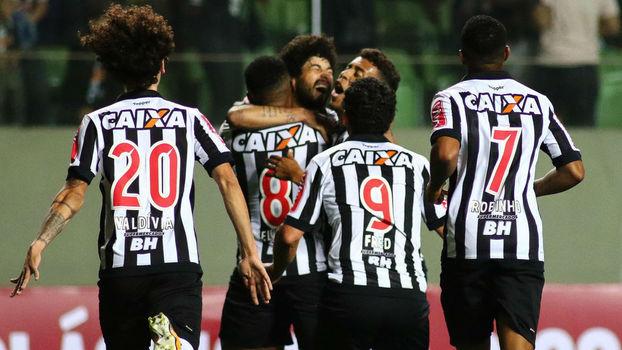 Primeira Liga: Gol de Atlético-MG 1 x 0 Paraná Clube