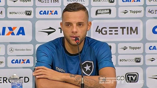 Guilherme comemora 'folga merecida' no Botafogo e vê semelhanças com o Grêmio: 'Grupo de operários que marca'