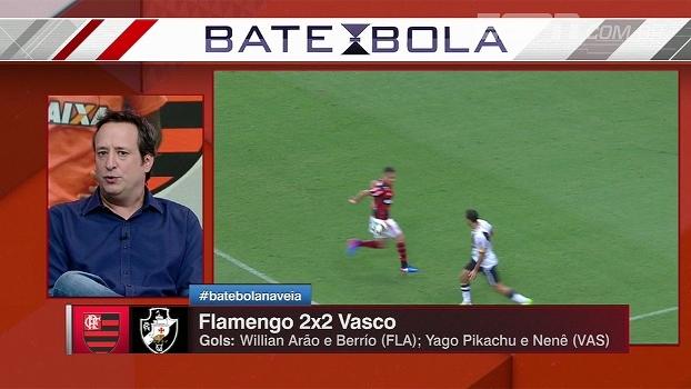 Gian: 'Quem complicou muito a vida do Vasco foi o Luis Fabiano'