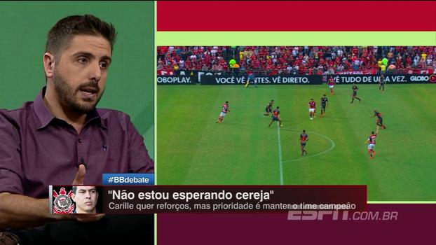 Nicola dá detalhes de jogadores que Corinthians pode contratar para 2018