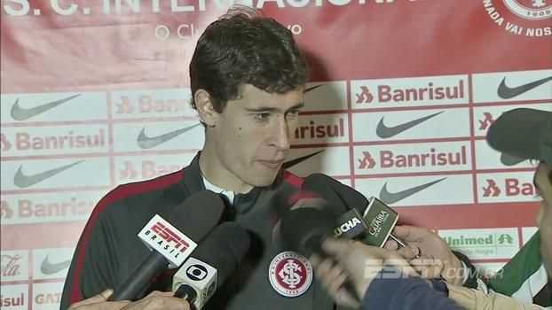 'Acho que a gente já sabe a receita para jogar a Série B', diz Rodrigo Dourado