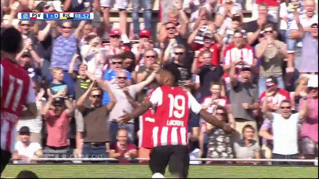 PSV vence Roda e conquista terceira vitória seguida no Campeonato Holandês