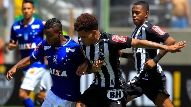 Assistir Atlético-MG x Cruzeiro ao vivo 18/09/2016
