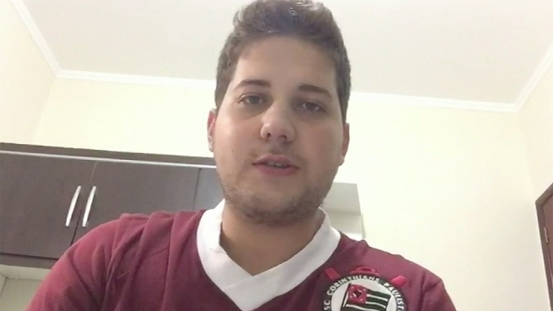 ESPN FC: Blogueiro do Corinthians entrevista Chicão no blog 'Almanaque Mosqueteiro'