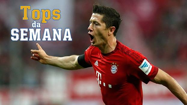 Lewandowski arrebenta mais uma vez, hat-trick de Alexis Sánchez e virada histórica no Inglês no Tops da Semana