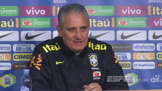 Tite se diz a favor do árbitro de vídeo no futebol: 'Sou um grande incentivador'